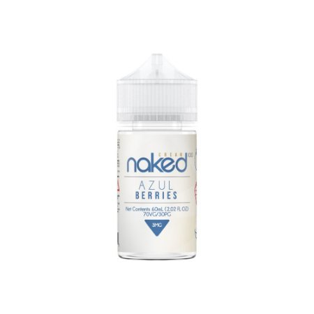 Juice Naked Azul Berires 60ml/0mg