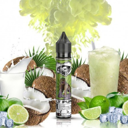 Juice Salt Swiss Colada 15ML - B-Side