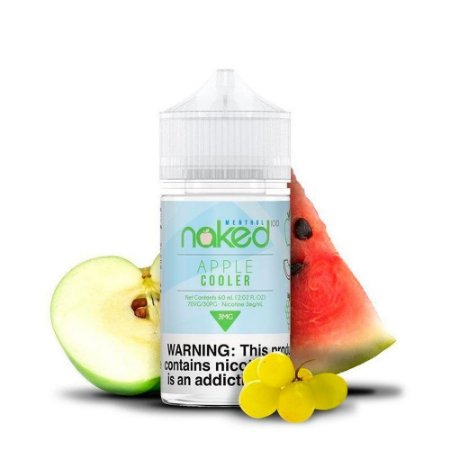 Juice Apple Cooler 60ML/3MG - Naked