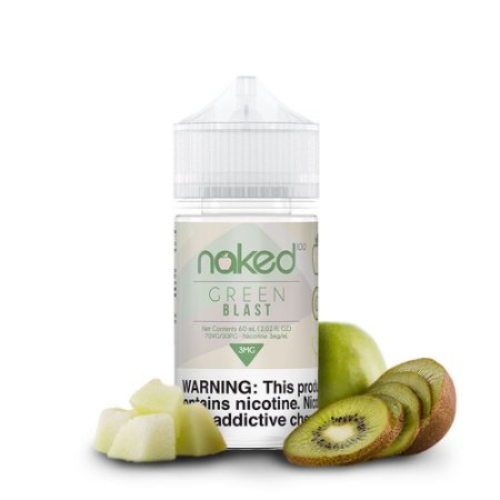 Juice Green Blast 60ML/3MG - Naked