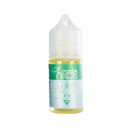 Juice Salt Artic Air 30ML/35MG - Naked