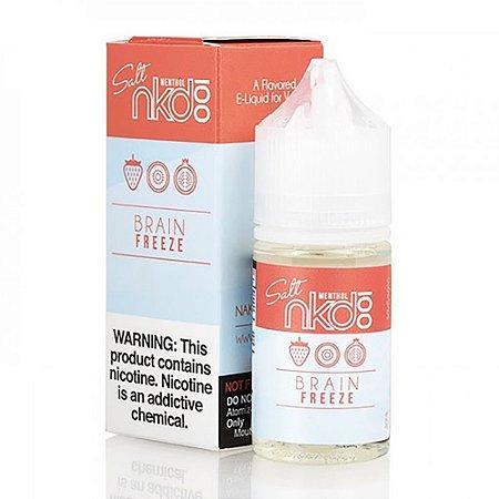 Juice Salt Brain Freeze 30ML/35MG - Naked