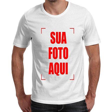 Camiseta de poliéster personalizada