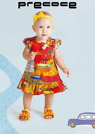 Vestido Londres - Kid Camaleão Infantil 37935dd0413af