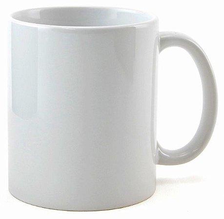 Caixa c/ 36 caneca de cerâmica / porcelana para sublimação AAA Branca