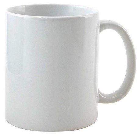 Caneca de ceramica / porcelana para sublimação - AAA+  (Caixa)