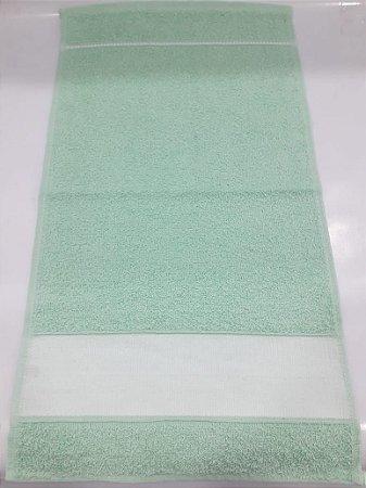 Toalha lavabinho engotex- verde claro