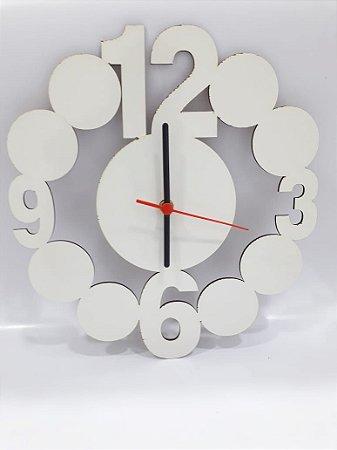 Relógio Artístico A3 - MDF
