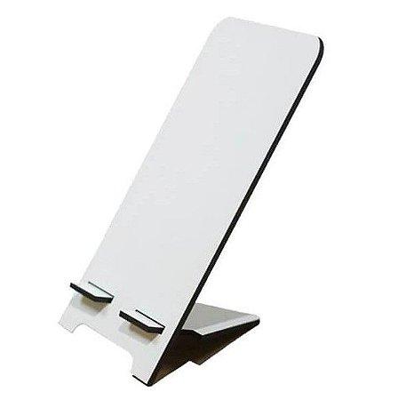 Porta Celular mesa em MDF