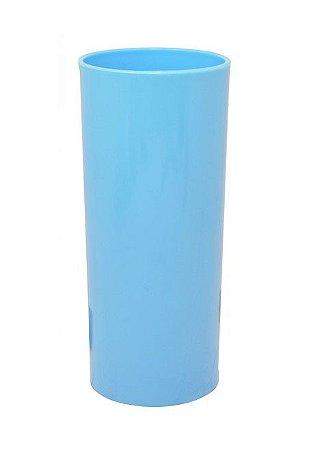 Long drink azul bebê
