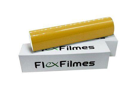Filme flex-cut amarelo 0.5m