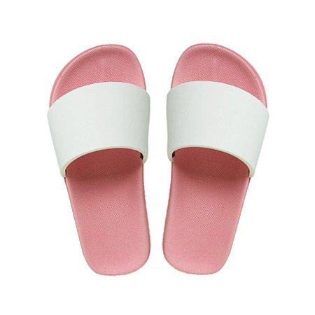 Chinelo slide rosa bb 30/31