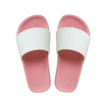 Chinelo slide rosa bb 26/27