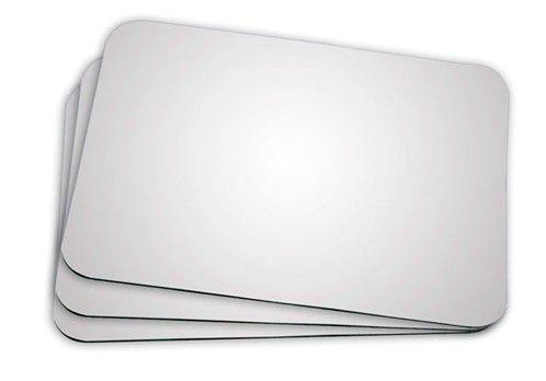 Mouse Pad - LATEX retangular grande 19X23 3mm