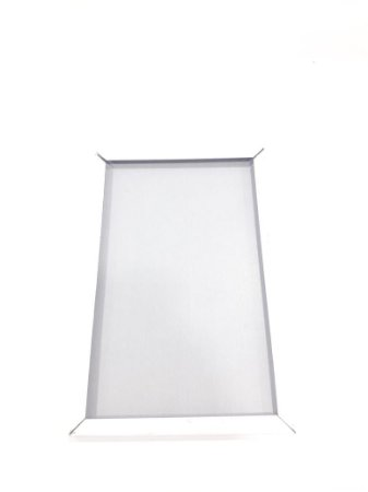 Quadro de inox 15x20 Branco
