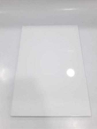 Quadro de inox A4 Branco