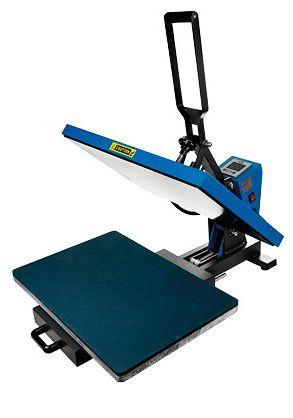 Prensa automatica plana com gaveta 40x60 - 220v