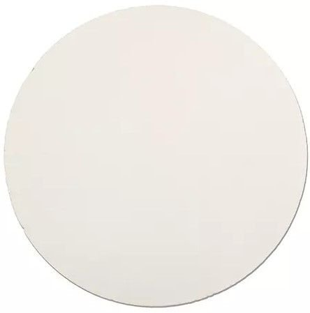 Placa circular 15 cm em MDF