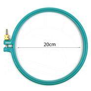 Bastidor Plástico Nº8 ( 20,3 cm ) Círculo  - Unidade