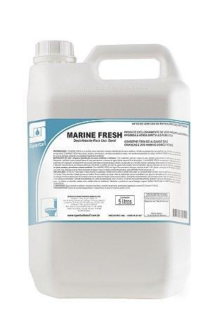 Desinfetante Concentrado Marine Fresh Spartan - 5L