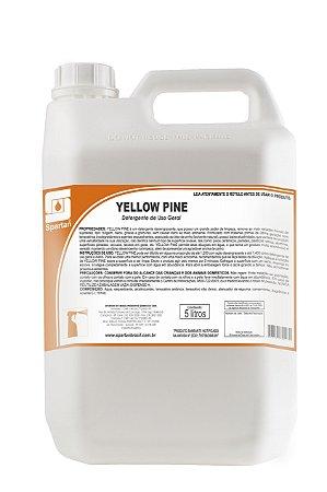 Detergente Desengraxante Yellow Pine Spartan - 5L