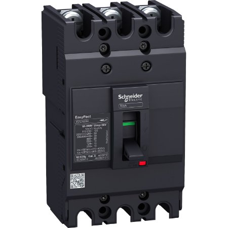 Disjuntor 60A 3 Posições - EZC100N3060 - Schneider Electric