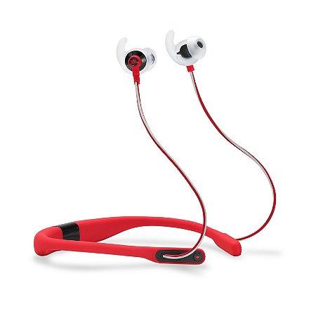 Fone de Ouvido Bluetooth Esportivo JBL Reflect Fit Vermelho