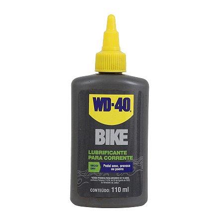 Lubrificante para Corrente Dry-Seco Bike 110ml WD-40