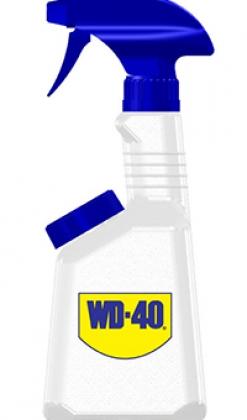 Borrifador Pulverizador Para Aplicação 473ml  WD-40