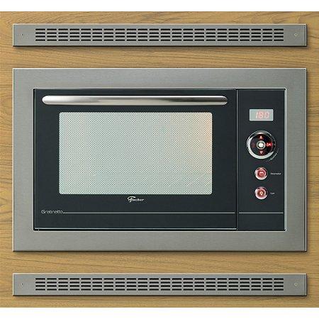 Forno Elétrico de Embutir Fischer Gratinatto 44 Litros Inox - 220V