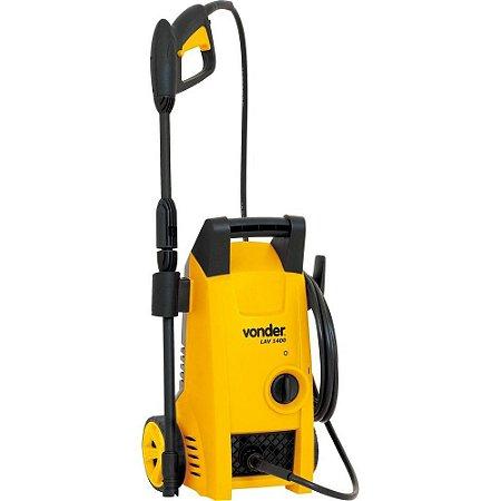 Lavadora de Alta Pressão Vonder LAV1400 1450 Libras Amarela e Preta 127V