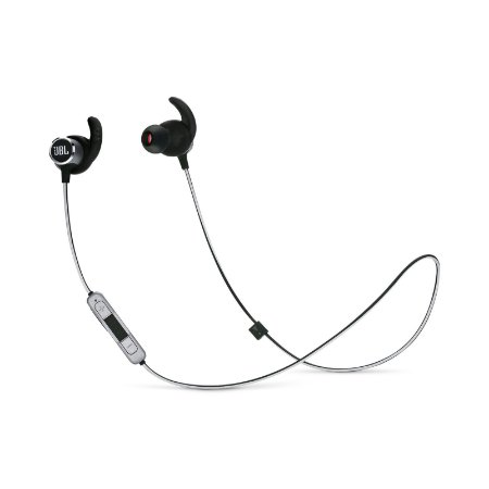 Fone de Ouvido Bluetooth Esportivo JBL Reflect Mini 2 In-Ear Preto