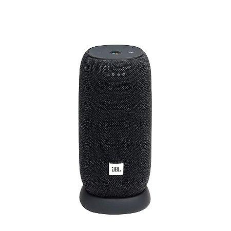 Caixa de Som Bluetooth JBL Link Portable 20 RMS Assistente de Voz À Prova D'água - Preto