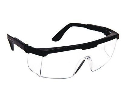 Óculos de Segurança RJ Incolor Isso Mold - CA 28018
