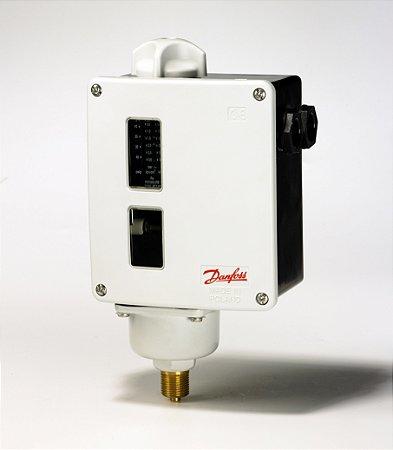 Pressostato RT121 017-521566 -1 a 0 Bar 3/8'' - Danfoss