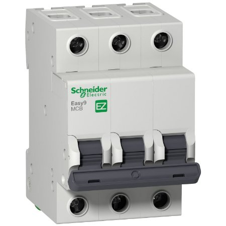 Disjuntor Easy9 3 Posições 20A Curva C 3000A - EZ9F33320 Schneider Electric