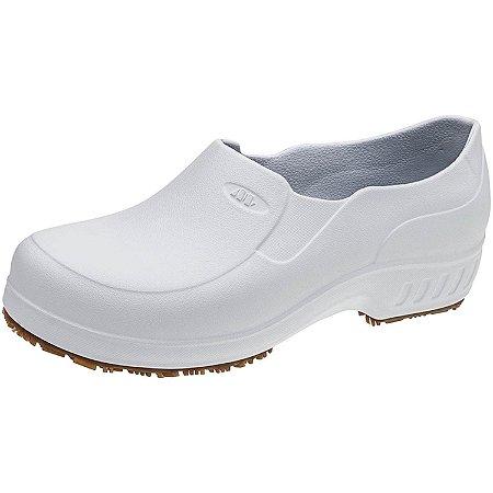 Sapato Antiderrapante Marluvas 101FCLEAN-BR-SC CA39213 - Branco