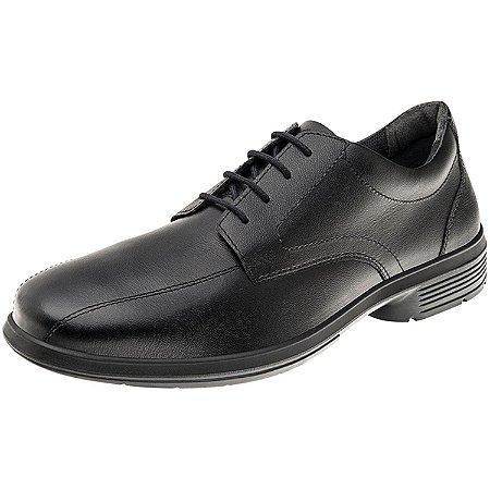 Sapato de Segurança de Couro Marluvas 20S29-T CA33698 - Preto
