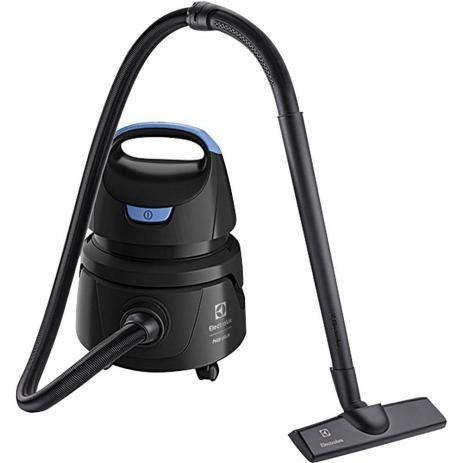 Aspirador de Água e Pó Electrolux Hidrolux 1250W AWD01 Preto e Azul - 127V