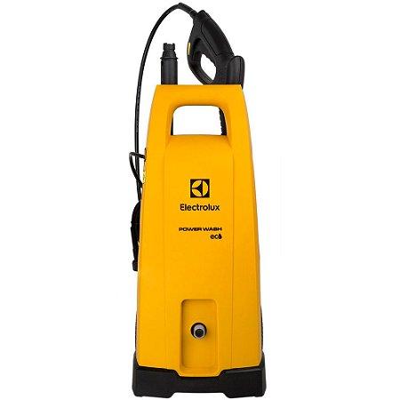 Lavadora de Alta Pressão Electrolux PowerWash Eco EWS30 Amarelo 1800psi 1450W Mangueira de 3m - 127V