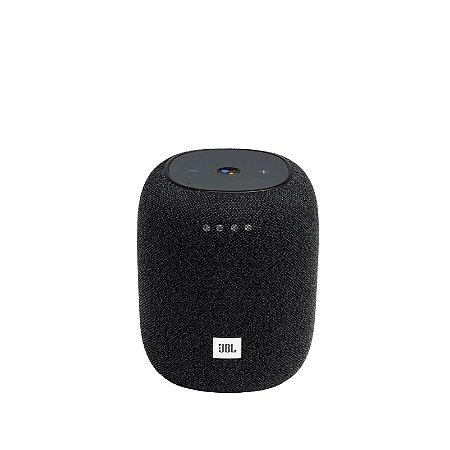 Caixa de Som Bluetooth JBL Link Music 20 RMS Assistente de Voz - Preto