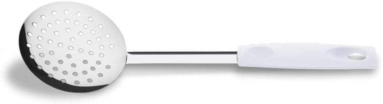 Espumadeira Brinox Asti 31,5cm Cabo Branco