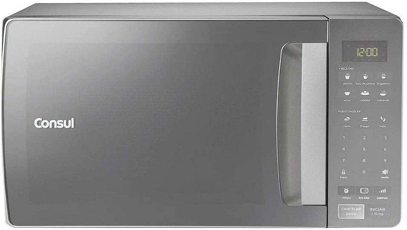Micro-ondas Consul CMS45 Inox 32 Litros 127V