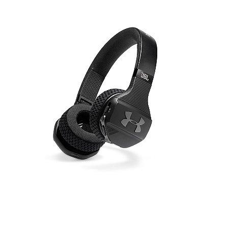 Fone de Ouvido  Headphone Bluetooth JBL Under Armour Sport Train com Microfone Preto