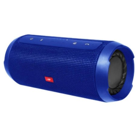 Caixa de Som  Bluetooth C3Tech Pure Sound SP-B150BL - Azul