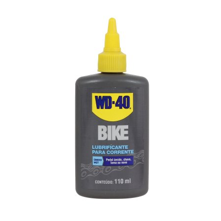 Lubrificante para Corrente Wet-Úmido Bike 110 ml WD-40