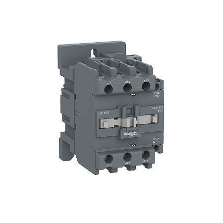Contator Tripolar Tesys E 40A 1NA+1NF 220VCA-50/60Hz - LC1E40M7 Schneider Electric