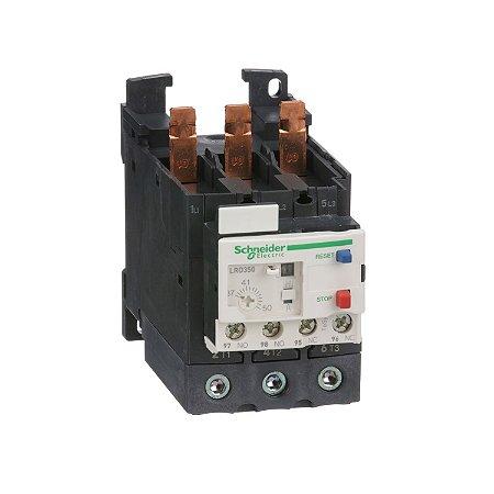 Rele Térmico Tesys D Everlink Classe 10 37-50A 1NA+1NF - LRD350 Schneider Electric