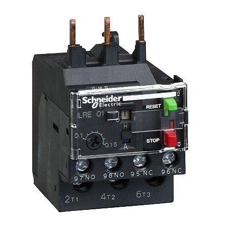 Rele Térmico Tesys E Classe 10 7-10A 1NA+1NF - LRE14 Schneider Electric