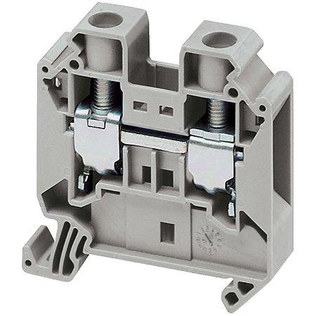 Conector Parafuso 16mm2 2 Pontos Cinza - NSYTRV162 Schneider Electric
